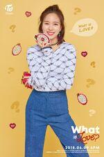 WhatIsLove Mina 1