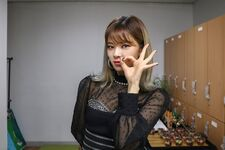 2018 MGA Genie Music Awards Scene Making Jeongyeon