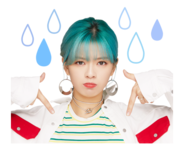 Twice Line Stickers Jeongyeon
