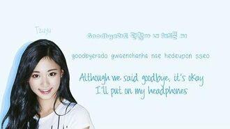 TWICE (트와이스) Headphone 써 Lyrics (Color Coded Han-Rom-Eng) - by Soshi Lyrics