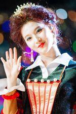 ONCE Halloween Fanmeeting Sana 11