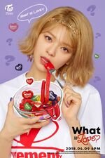 WhatIsLove Jeongyeon 1