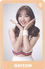 TWICEland Encore Concert Photocard Nayeon 2