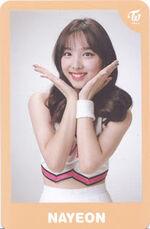 TWICEland Encore Concert Photocard Nayeon 2