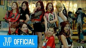 "TWICE ""Like OOH-AHH(OOH-AHH하게)"" M V"