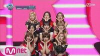 TWICE - Cheer Up KPOP TV Show l M COUNTDOWN 160519 EP