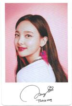 Yes Or Yes Pre-Order Ver B. Nayeon