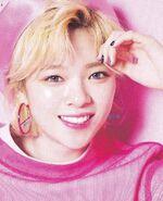 TWICE Scan Jeongyeon