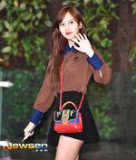 Airport Fashion 180927 Mina