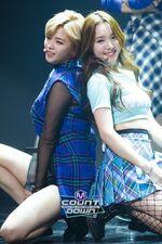 M COUNTDOWN 161105 2Yeon