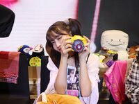 Yes Or Yes Yeouido Fansign Momo 19