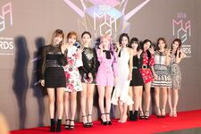 2018 MGA Genie Music Awards Scene Making Twice