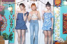 Music Core 180714 Sana, Chaeyoung, & Mina 2