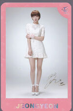 TWICEland Encore Concert Photocard Jeongyeon 5