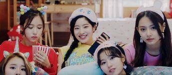 What Is Love Mina MV Screenshot 8
