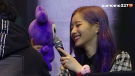 Yes Or Yes Yeouido Fansign Dahyun 4