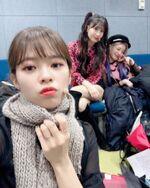 Jeongyeon, Momo, & Dahyun IG Update 181121 2