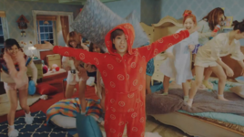 Jeongyeon Knock Knock MV 4