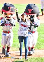 LG Baseball Game Jeongyeon 3