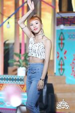 Music Core 180714 Chaeyoung 4