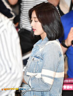 Airport Fashion 180927 Jihyo