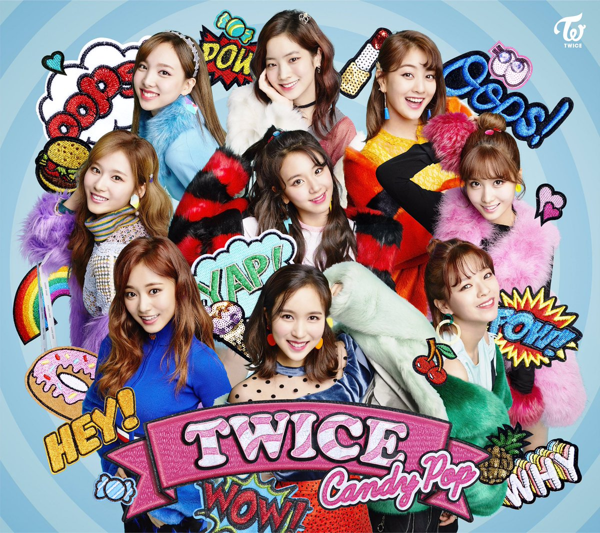 Image result for twice candy pop