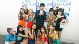 Music Station Japan Twice