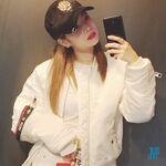 MLB X LG Dahyun Selfie
