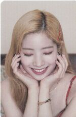 Once Halloween Card Set Dahyun