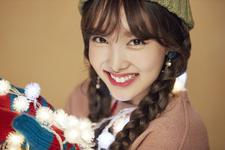 Nayeon Merry & Happy promo photo