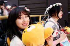 170607 Naver Starcast Jihyo Signal fansign 4