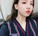 Nayeon IG Update 170118 3