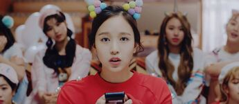 What Is Love Mina MV Screenshot 3