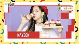 Music Bank 180427 Nayeon