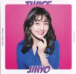 One More Time Scan Jihyo