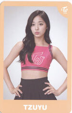 TWICEland Encore Concert Photocard Tzuyu 2