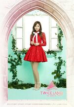 Tzuyu Twiceland Promo Picture