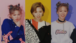 Jeongyeon Knock Knock MV 2