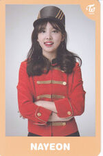 TWICEland Encore Concert Photocard Nayeon 8