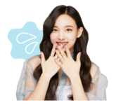 Twice Line Stickers Nayeon