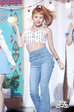 Music Core 180714 Chaeyoung 2