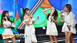 Show Champion 180718 Watermelon Jihyo, Mina, Chaeyoung, & Jeongyeon