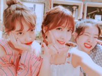 Twice Nayeon, Dahyun and Momo IG Update 250917 2