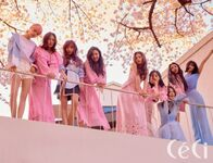 Céci May 2018 Twice 2