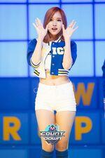 M COUNTDOWN 160428 Mina