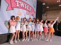 Twice JAPAN Twitter Update 310418
