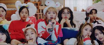 What Is Love Jeongyeon MV Screenshot 4
