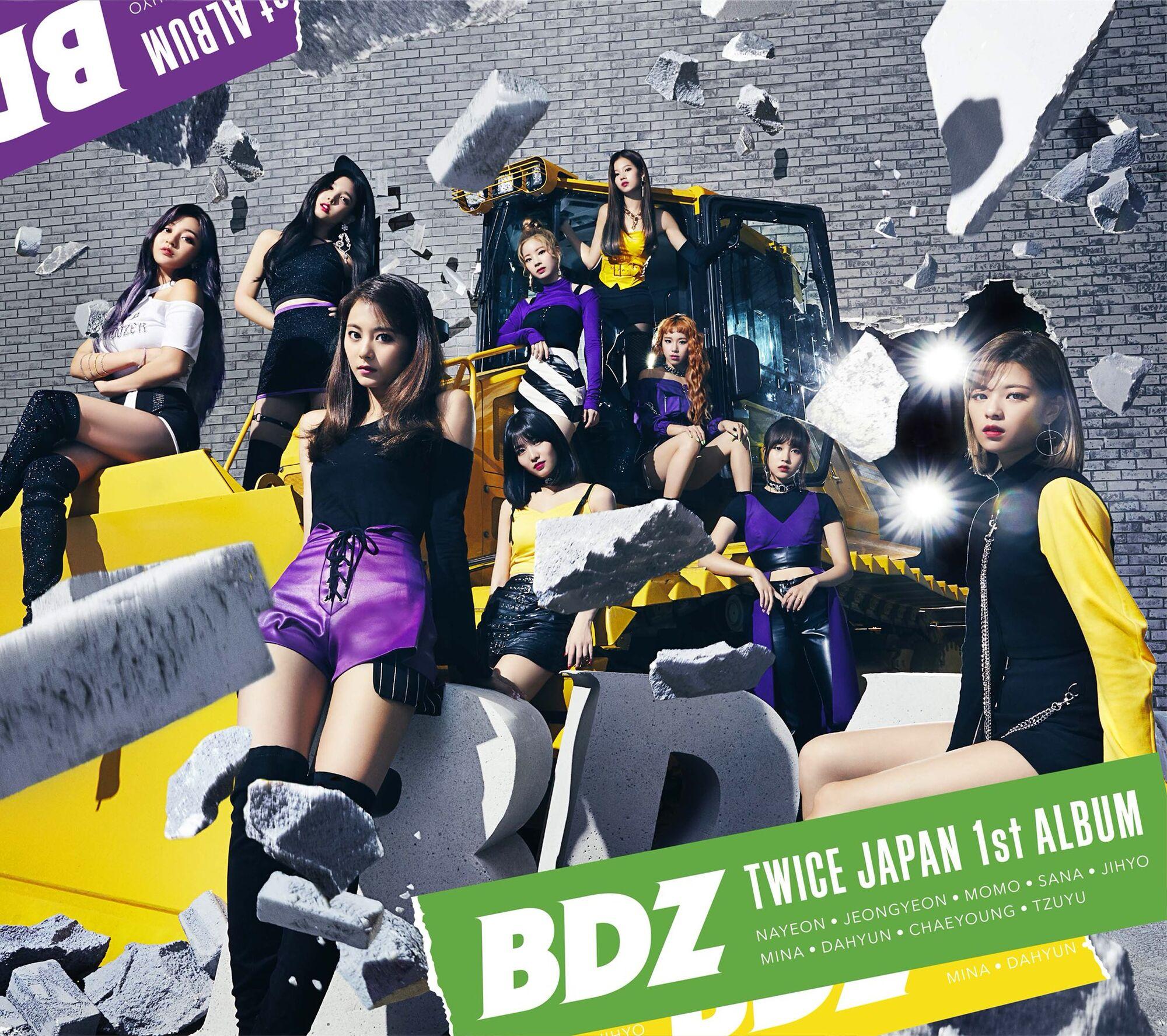 BDZ (Album)   Twice Wiki   FANDOM powered by Wikia