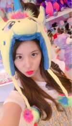 Chaeyoung IG Update 280917 5