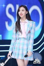 Music Core 180428 Nayeon 6
